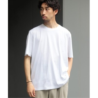EDIFICE Brooks Brothers KNT SUP CTN GF SS TEE ホワイト 2L