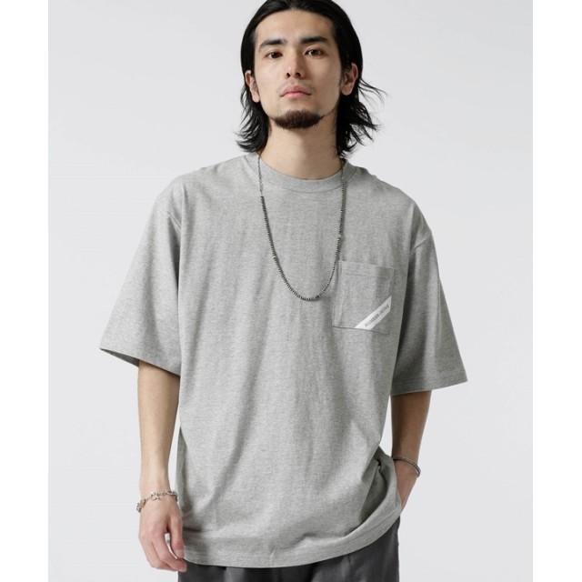 【公式/ナノ・ユニバース】【WEB限定】NN別注コーナープリントTシャツ 5000円以上送料無料【NUMBER (N)INE DENIM】