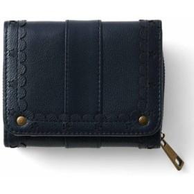 はまじとコラボ ずっと使いたい とっておきの本革ちび財布〈ミッドナイトネイビー〉 リブ イン コンフォート フェリシモ FELISSIMO【送料無料】