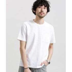 ポケット付きBig Tシャツ 5000円以上送料無料【公式/ナノ・ユニバース】