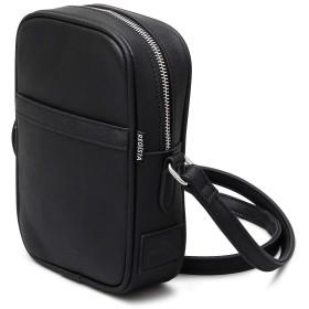 [トップイズム] ボディバッグ メンズ ショルダーバッグ ミニショルダーバッグ ウエストバッグ ウエストポーチ 斜め掛け 軽量 かばん カバン 鞄 1-ブラック F