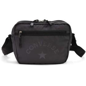 CONVERSE(コンバース) ロゴデザインクラシックショルダーバッグ かわいい 斜めがけ グレー co-14019200