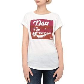[シスレー] SISLEY トップス プリント半袖Tシャツ・カットソー レディース ホワイト系 S (国内M相当)