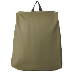 カバンのセレクション アンクール リュック メンズ レディース ブランド 薄マチ 薄型 撥水 Un coeur TORO2 k908229 ユニセックス カーキ フリー 【Bag & Luggage SELECTION】