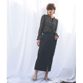 【公式/ナノ・ユニバース】OD/ビッグポケットタイトスカート 5000円以上送料無料【ODORANTES】