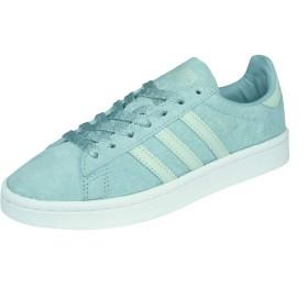 [アディダス] Originals Campus Womens Suede Sneakers/Shoes-Green-22