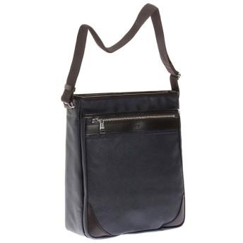 カバンのセレクション ウルティマトーキョー シルヴィオ ショルダーバッグ 本革 革 レザー メンズ エース 59634 ユニセックス ネイビー 在庫 【Bag & Luggage SELECTION】