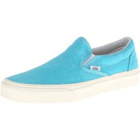 Vans 靴  Classic Slip-On (Washed) 青 Peacock 36