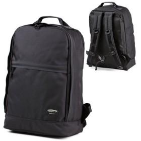 カバンのセレクション ワンダーバゲージ グッドマンズ リュック メンズ 大容量 WONDER BAGGAGE wb g 013 ユニセックス ブラック 在庫 【Bag & Luggage SELECTION】
