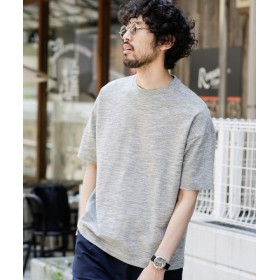 ミックスカノコビッグシルエットTシャツ 5000円以上送料無料【公式/ナノ・ユニバース】