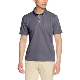 [フェイスミックス] ポロシャツ FB4531U メンズ ネイビー 日本 S-(日本サイズS相当)