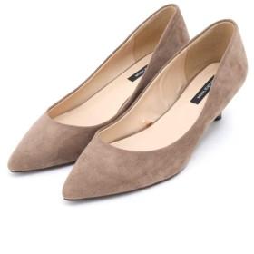 【公式/NATURAL BEAUTY BASIC】ポインテッドプレーンパンプス/女性/靴・パンプス/ベージュ/サイズ:24.0/