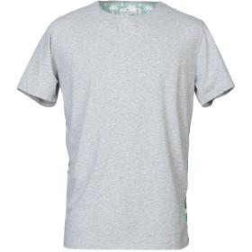 《期間限定セール開催中!》MACCHIA J メンズ T シャツ ライトグレー L ボール紙 100%