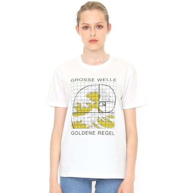 [マルイ] 【ユニセックス】Tシャツ/ゴールデンルール/グラニフ(graniph)