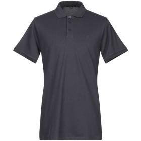 《セール開催中》LIU JO MAN メンズ ポロシャツ ダークブルー XXL コットン 95% / ポリウレタン 5%