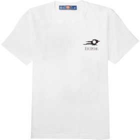 《期間限定セール開催中!》BLACKMEANS メンズ T シャツ ホワイト M コットン 100%