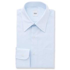 タケオキクチ ツイルカルゼ ビジネス シャツ メンズ ライトブルー(091) 01(S) 【TAKEO KIKUCHI】