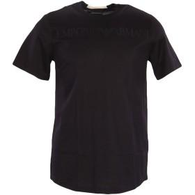 《期間限定 セール開催中》EMPORIO ARMANI メンズ T シャツ ブラック XXS コットン 100%