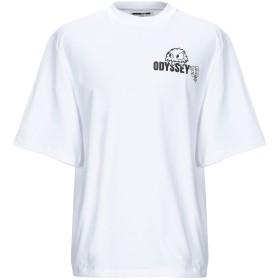 《期間限定セール開催中!》McQ Alexander McQueen メンズ T シャツ ホワイト S コットン 100%
