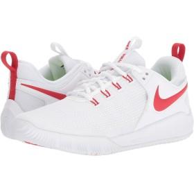 [ナイキ] レディース・スニーカー・スケートシューズ・靴 Zoom HyperAce 2 White/University Red 10 (27cm) B [並行輸入品]