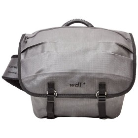 カバンのセレクション ワームデザインラボ メッセンジャーバッグ メンズ 小さめ 防水 worm design lab VBSF 4952 ユニセックス グレー フリー 【Bag & Luggage SELECTION】