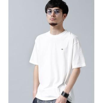 【公式/ナノ・ユニバース】∴NN別注アーチプリントTシャツ 5000円以上送料無料【NUMBER (N)INE DENIM】