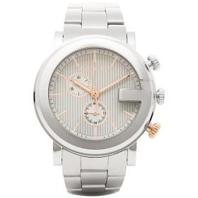 【送料無料】グッチ 時計 メンズ GUCCI YA101360 Gクロノ 腕時計 ウォッチ シルバー/ピンクゴールド
