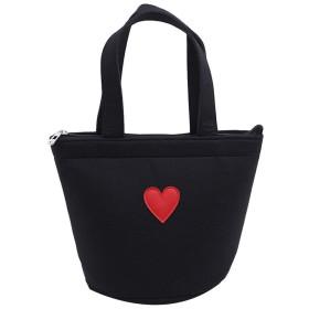 GOMYIE ミニかわいいフェルトのハンドバッグはランチバッグの女性の小さなポケットの買い物袋のハンドバッグ(スタイル8)を厚く