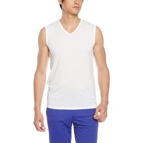[ヨネックス] アウトドア インナーシャツ 44001 メンズ ホワイト 日本 XO-(日本サイズ2L相当)