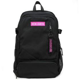[BEN DAVIS(ベンディビス)] リュック BDW-9272 ブラック/ピンク