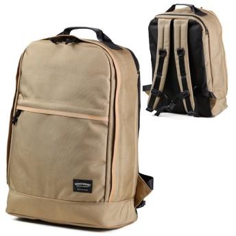 カバンのセレクション ワンダーバゲージ グッドマンズ リュック メンズ 大容量 WONDER BAGGAGE wb g 013 ユニセックス ベージュ 在庫 【Bag & Luggage SELECTION】