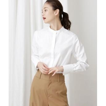 カラーセットスタンドシャツ 5000円以上送料無料【公式/ナノ・ユニバース】