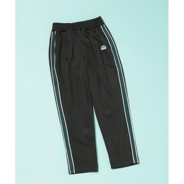 【公式/ナノ・ユニバース】SIDE LINE JERSEY PANTS 5000円以上送料無料【Lee】