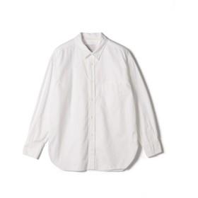 ESTNATION / ビックシルエットコットンツイルシャツ ホワイト/MEDIUM(エストネーション)◆メンズ シャツ/ブラウス