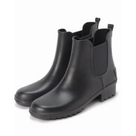 BOICE FROM BAYCREW'S 【FoxUmbrellas】Side Gore Boots ブラック 22