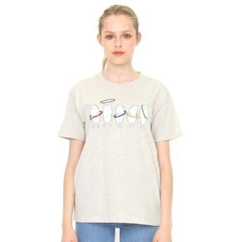 [マルイ] 【ユニセックス】Tシャツ/フラフープ/グラニフ(graniph)