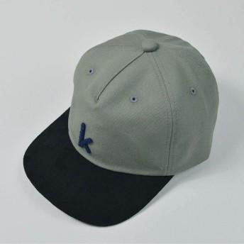 nakota サガラ刺繍 ロゴ入り ベースボールキャップ 【キャメル】 帽子 メンズ レディース