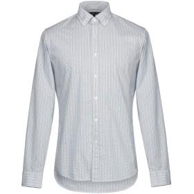 《期間限定 セール開催中》MICHAEL KORS MENS メンズ シャツ ホワイト S コットン 100%