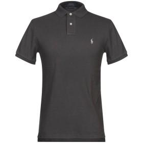 《期間限定セール開催中!》POLO RALPH LAUREN メンズ ポロシャツ 鉛色 S コットン 100%