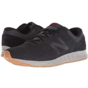 New Balance(ニューバランス) メンズ 男性用 シューズ 靴 スニーカー 運動靴 Fresh Foam Arishi Luxe - Black/Magnet 11 D - Medium [並行輸入品]