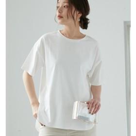 [マルイ] 【WEB限定】サイドスリットTシャツ/ロペピクニック(ROPE' PICNIC)