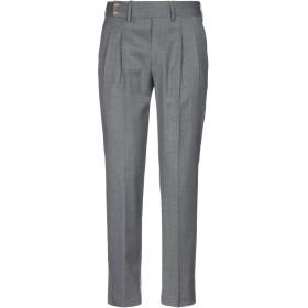 《期間限定セール開催中!》ENTRE AMIS メンズ パンツ 鉛色 33 バージンウール 99% / ポリウレタン 1%