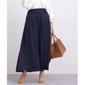 ギャザーマキシスカート 5000円以上送料無料【公式/ナノ・ユニバース】
