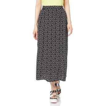 [ウィゴー] WEGO 単色 花柄 マーメイド スカート FREE フリーサイズ ガラ2 レディース