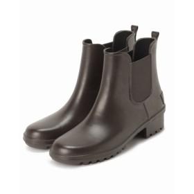 BOICE FROM BAYCREW'S 【FoxUmbrellas】Side Gore Boots ブラウン 24