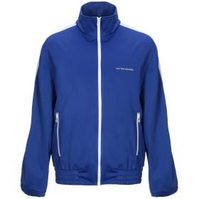 《セール開催中》MATTEOLAMANDINI メンズ スウェットシャツ ブライトブルー M ポリエステル 98% / ポリウレタン 2%