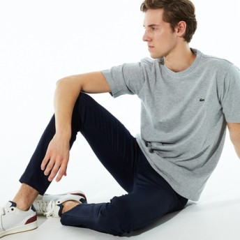 鹿の子クルーネックTシャツ(半袖)
