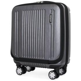 [バーマス] スーツケース プレステージ2 機内持込可 21L 38cm 2.8kg 60255 【10】ブラック