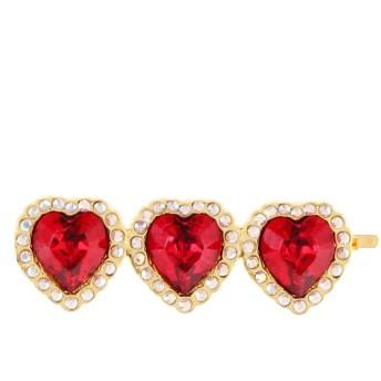 [PAMEO POSE]Triple Heart Pins