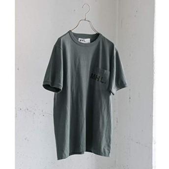 アーバンリサーチ(メンズ)(URBAN RESEARCH) メンズTシャツ(MHL.×URBAN RESEARCH 別注PRINTED T-SHIRTS)【MD BLUE/M】